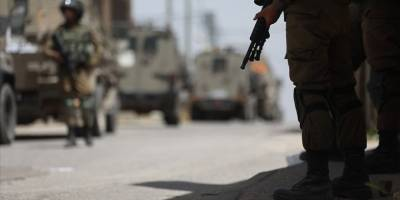 Siyonist İsrail güçleri Batı Şeria'da 6 Filistinliyi yaraladı