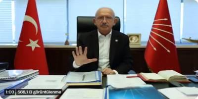 Her şeyde açılım yapan Kılıçdaroğlu mülteci düşmanlığından şaşmıyor!