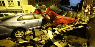 Sel Belçika'yı ikinci kez vurdu