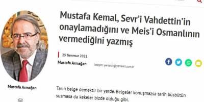 Erzurum Kongresi ve Kemalist Prof. Şerafettin Turan'ın bile isyan ettiği yalanlar