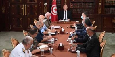 Tunus Cumhurbaşkanı Kays Said'den meclise darbe
