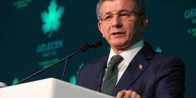 Ahmet Davutoğlu'ndan Tunus çağrısı