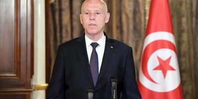 Darbeci Said, Tunus'ta Başbakan, Savunma ve Adalet Bakanlarını görevden aldı