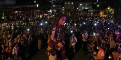"""""""Küçük Amal""""ın İngiltere'ye yolculuğu Gaziantep'ten başladı"""
