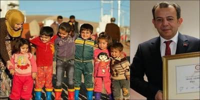Suriyeliler Esed kadar zalimini Bolu'da gördü