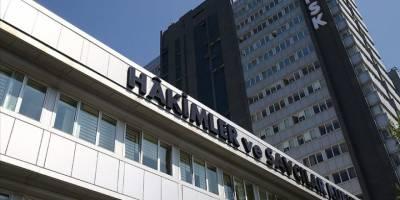 HSK, askeri suçlara ilişkin davalara bakacak mahkemeleri belirledi