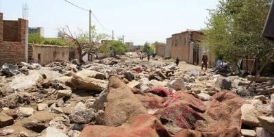 Afganistan'da sel felaketinde ölenlerin sayısı 60'a yükseldi