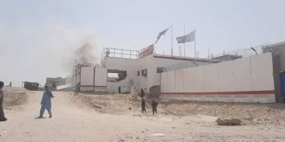 Kabil hükümeti güçleri Afganistan'da hastane bombaladı