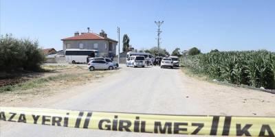 Meram katliamında gözaltı sayısı 14'e yükseldi