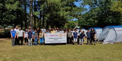 Bartın'da ortaokul-lise öğrenci kampı gerçekleştirildi