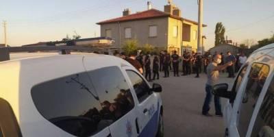 Konya'daki saldırıyla ilgili 10 kişi tutuklandı