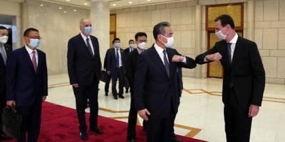 Çin, yıllarca süren kan ve kargaşadan sonra Suriye ekonomisini kurtarabilecek mi?