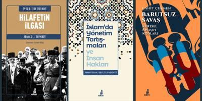 Ekin yayınlarından 3 yeni kitap