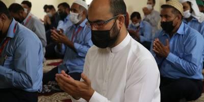 Pakistan'da camilerde Türkiye için dua edildi
