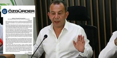 Bolu Belediye Başkanı Tanju Özcan görevden alınmalıdır!