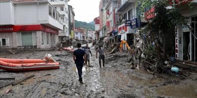 Sel nedeniyle Kastamonu'da 29, Sinop'ta 2 kişi hayatını kaybetti