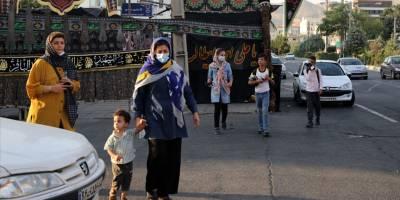 İran'da Kovid-19 vaka artışları nedeniyle 6 günlük kısıtlamaya gidildi