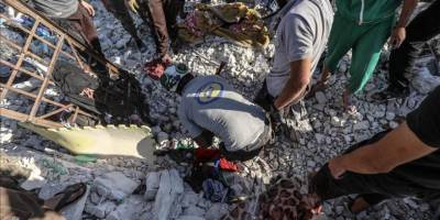 İdlib'e saldıran katil Esed güçleri 5 sivili katletti