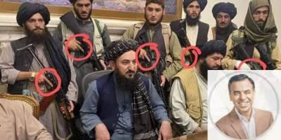 'Taliban, ABD tarafından kuruldu' diyenlerin ilginç delilleri!