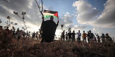 Gazze'deki Filistinli gruplardan ablukanın kaldırılması için etkinlikler