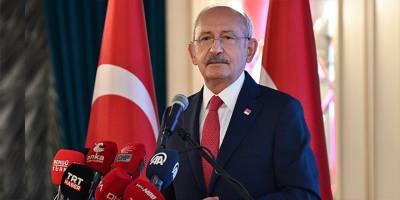 Kılıçdaroğlu Suriye'de barışı nasıl sağlayacak?