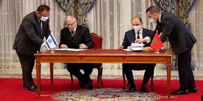Fas-Cezayir çekişmesinde Siyonist İsrail'in rolü
