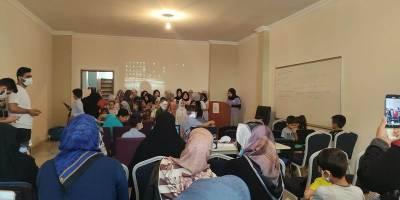 Tatvan Özgür-Der'den yaz Kur'an kursu yılsonu etkinliği