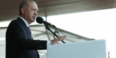 Erdoğan: Darbe zihniyetinin kirlettiği askeri okulların tamamını kapattık