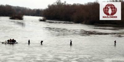 """Mazlumder'den """"Meriç Nehri'nde yaşananlar soruşturulmalı"""" çağrısı"""