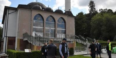 Danimarkalı siyasetçiden cami önünde Kur'an-ı Kerim ile provokasyon