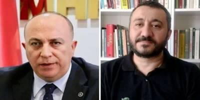 MHP'li İzzet Ulvi Yönter tehdit ve hakaretler yağdırmaya devam ediyor!