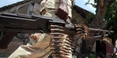 Gine'de askeri darbe