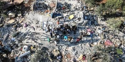 Rejim ve Rus güçlerinin İdlib'in güneyine saldırılarında 3 ayda 61 sivil öldü