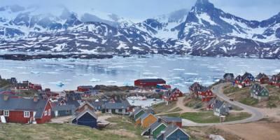 Grönland'ın bir kasabasında içki yasağı kararı