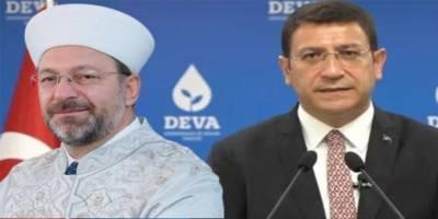 """""""Hoca camide!"""" retoriğine DEVA Partisi de mi katılıyor?"""
