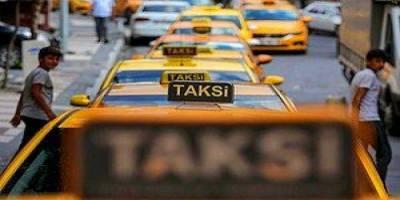 Turist kandırma planı bozulan taksici: Hakkımı helal etmiyorum!