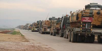 TSK, Esed ve Rusya tehdidine İdlib'de mevzilerini güçlendirerek cevap verdi