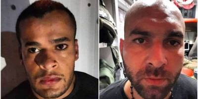 Siyonistler, hapisten kaçan 6 Filistinliden son ikisini de yakaladı
