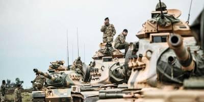 İdlib çevresinde gelişen müşterek tehdit cephesi