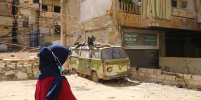 Lübnan'da gün ışığına hasret yüksek katlı kampların sakinleri: Filistinli mülteciler