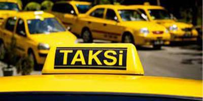 """""""Sağı solu yakmak istemiyoruz"""", vatandaşı da taksiye almıyoruz!"""