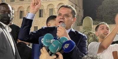 Libya Başbakanı Dibeybe: Bize engel çıkaranlar sadece yıkım istiyor