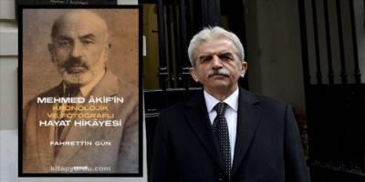 Düşünce dünyamızda bir eksen: Mehmed Âkif