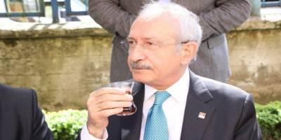 Kılıçdaroğlu ithal çayı gerçekten kaçak çay mı sanıyor?