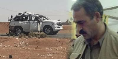 MİT'in Suriye'de düzenlediği operasyonda PKK'nın kritik ismi etkisiz hale getirildi