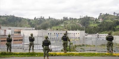 Ekvador'da cezaevindeki çatışmalarda ölenlerin sayısı 116'ya ulaştı