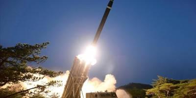 Kuzey Kore yeni tip uçaksavar füzesi denedi