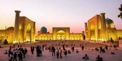 Türkistan'ın üç güzeli
