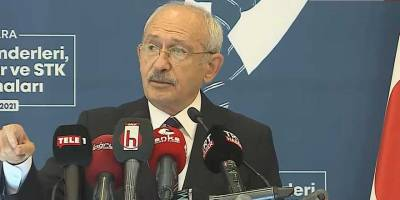Kılıçdaroğlu'nun Suriye topraklarında gözü mü var?!