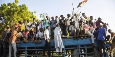 Sudan'daki gösterilere polis müdahalesi: 5 yaralı